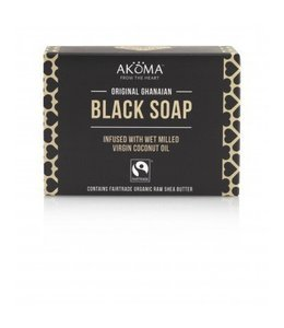 Akoma African Black soap