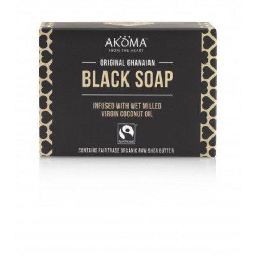 Akoma African Black soap