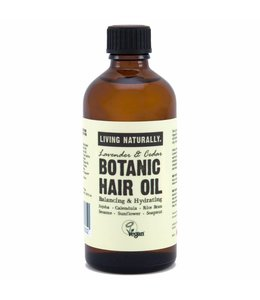 Living Naturally Botanic Hair Oil