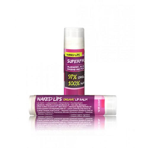 Naked Lips Lippenbalsem Superfruit