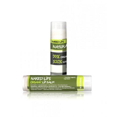 Naked Lips Lippenbalsem Natural