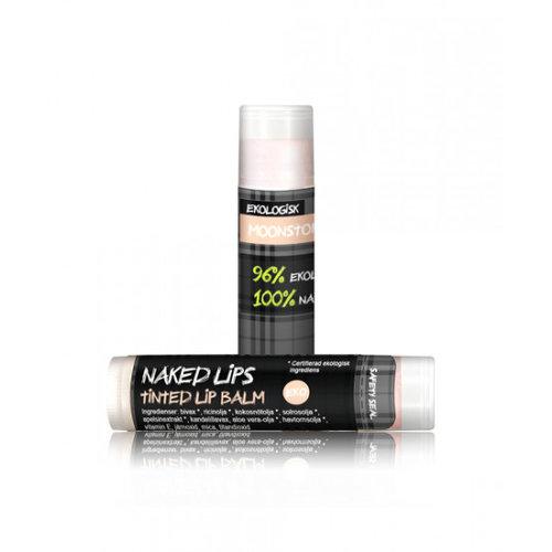 Naked Lips Lippenbalsem Maansteen tint
