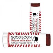 Good Boom Vegan Lippenbalsem Beety Red tint