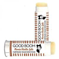 Good Boom Vegan Lippenbalsem Morning Vanilla Latte