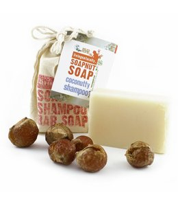 Living Naturally Bay Laurel Castile Soapnut Soap