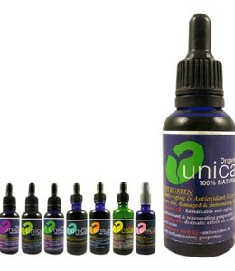 Unica EVERGREEN - Anti aging face oil