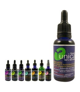 Unica EVERGREEN - Anti aging face oil