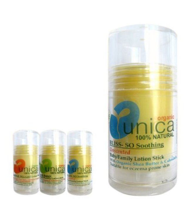 Unica BLISS Lotion Stick met Kamille en Calendula