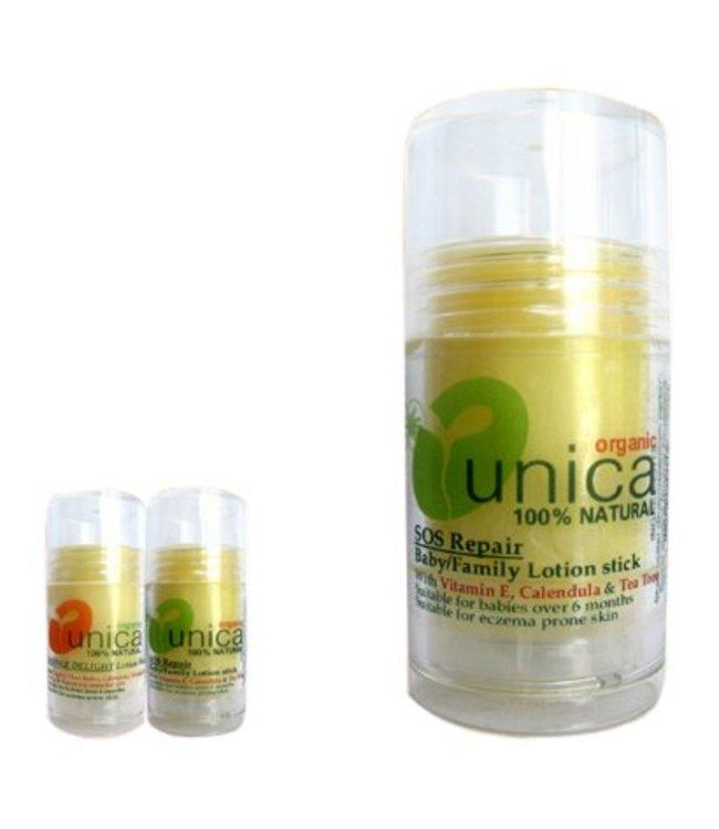 Unica SOS Lotion Stick met Tea Tree en Calendula
