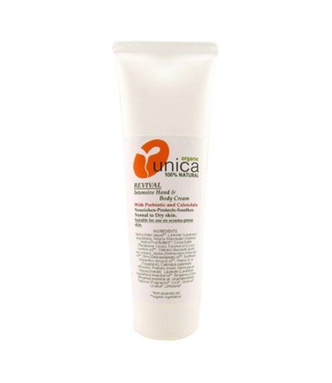 Unica REVIVAL - Hand / bodycrème met prebiotica - 150ml