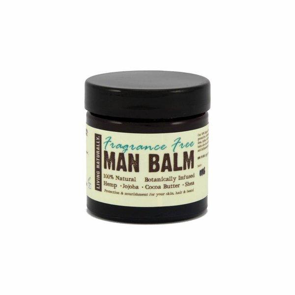 All-in-one Men Balm Moisturiser fragance free - 60ml