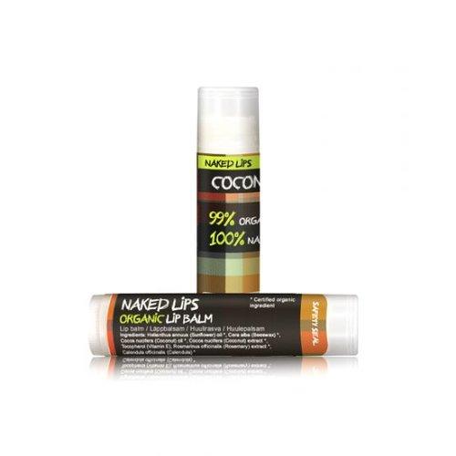 Naked Lips Lippenbalsem Kokos