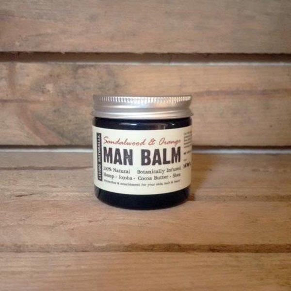 All-In-One Men Balm sandelhout orange - 60ml