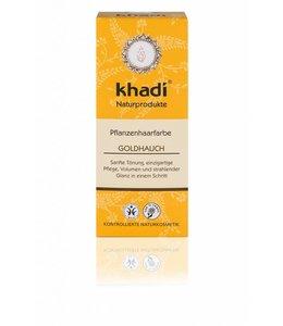 Khadi Haarspoeling goud blond