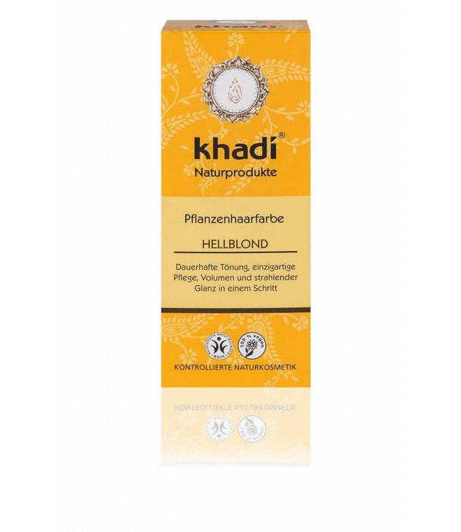 Khadi Haarverf licht blond - 100gr