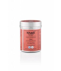 Khadi Gezichtsmasker Roos