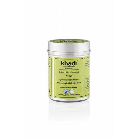 Khadi Gezichtsmasker Neem