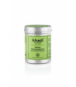 Khadi Shampoo poeder kruiden