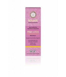 Khadi Huidolie Pink Lotus
