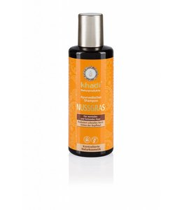 Khadi Nutgras shampoo