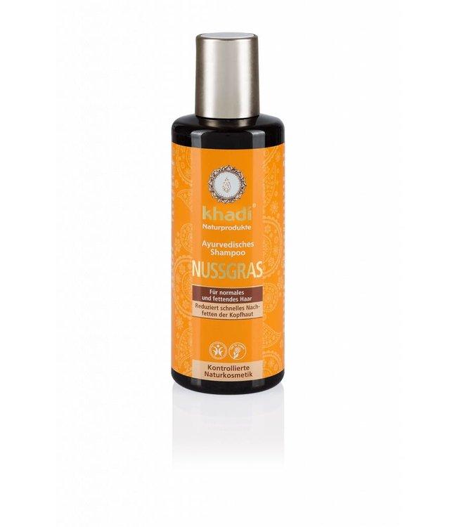 Khadi Nutgras shampoo - 210ml