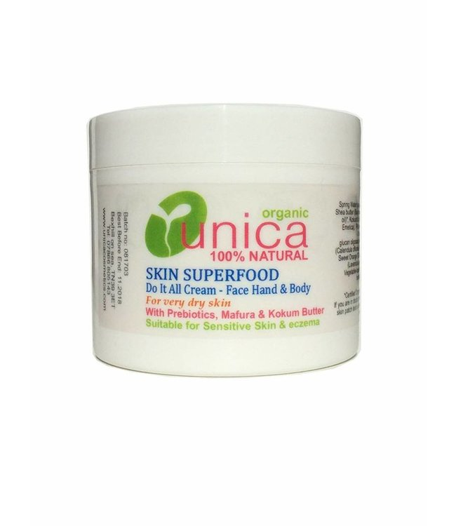 Unica Skin Superfood All-Purpose cream - 200gr