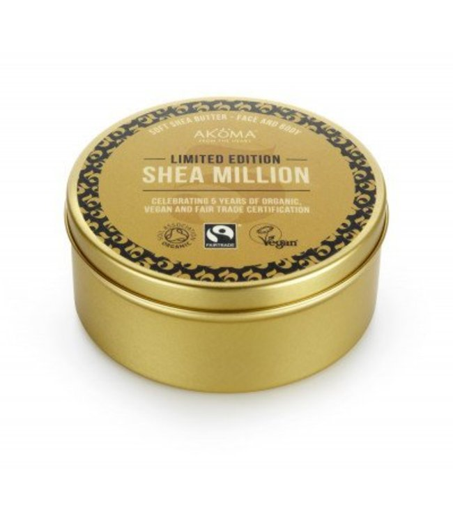 Akoma Shea butter Million zacht - 150 gram