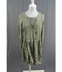 Elisa Cavaletti Kleid-Dress grau verwaschen