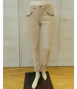 Mos Mosh Jeans Naomi Troks dusky pink