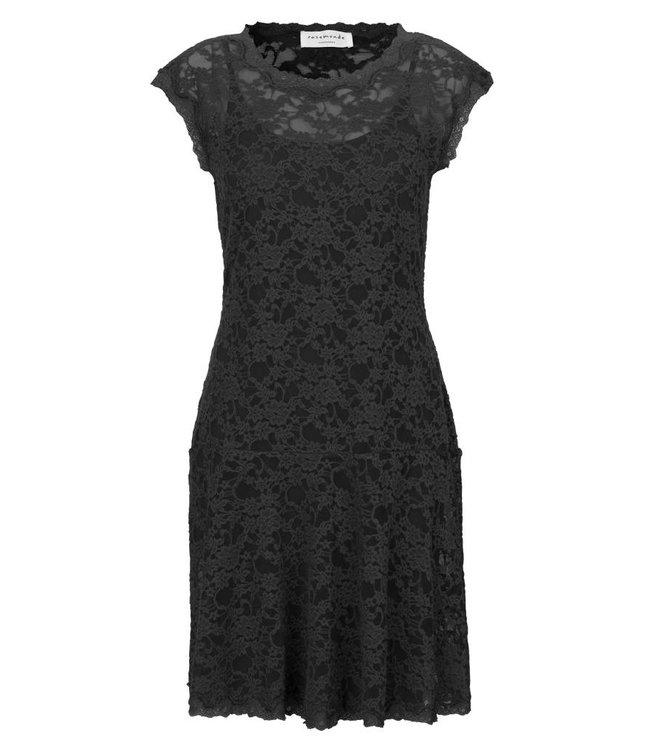Rosemunde Lace Dress black