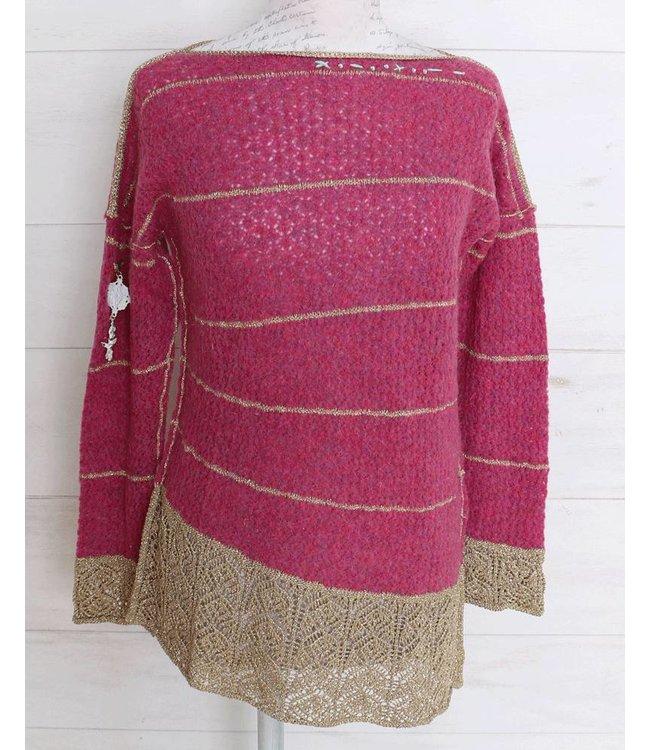 Elisa Cavaletti Pullover pink