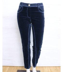 Elisa Cavaletti Trousers dark blue
