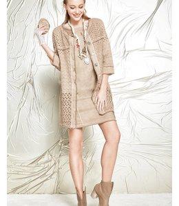 Elisa Cavaletti Trench coat brown