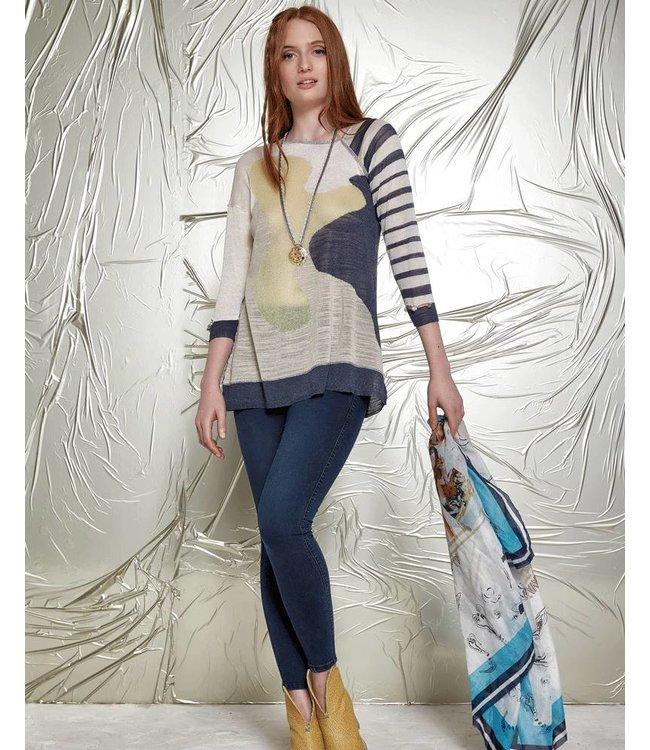 Elisa Cavaletti Jeans Jegging denim blue