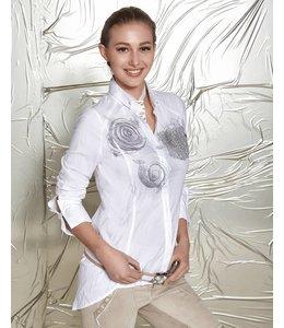 Elisa Cavaletti Blouse white