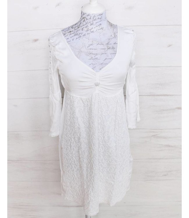 ArtePura Robe blanche