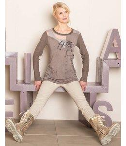 Elisa Cavaletti Shirt violett