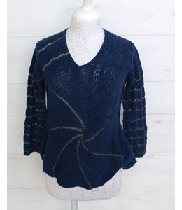 Elisa Cavaletti Jumper dark blue