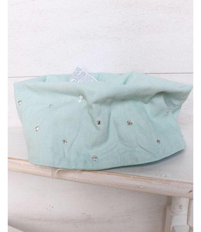 ArtePura Petit panier turquoise