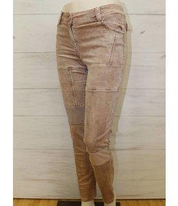 Elisa Cavaletti Trousers dusky-pink