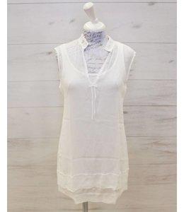 Elisa Cavaletti Dress white