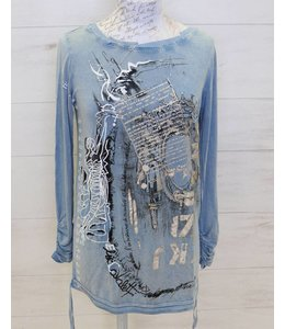 Elisa Cavaletti Long shirt Tradizione