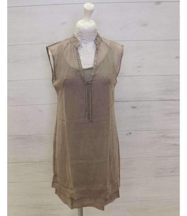 Elisa Cavaletti Zweiteiliges Kleid Brandy