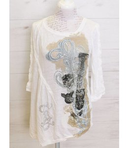 Elisa Cavaletti T-shirt blanc