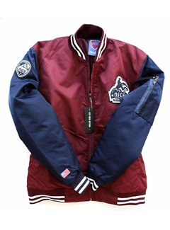 Bomberjacket Redwine