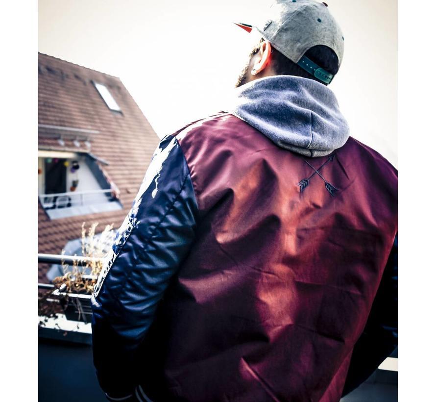 Bomberjacket Redwine