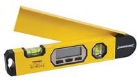 Silverline Digitale hoekwaterpas 320mm