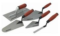 Silverline 5-delige soft-grip pleistertroffel set