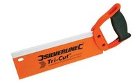 Silverline Tri-Cut kapzaag 250 mm, 12 tpi