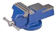 Silverline Ingenieurs bankschroef, 5 kg 100 mm